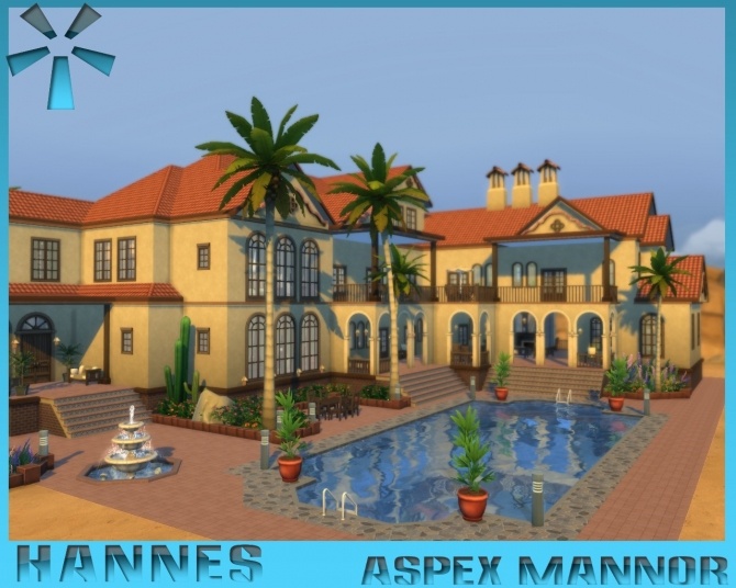 Aspex Mannor by Hannes16 at Mod The Sims image 626 Sims 4 Updates