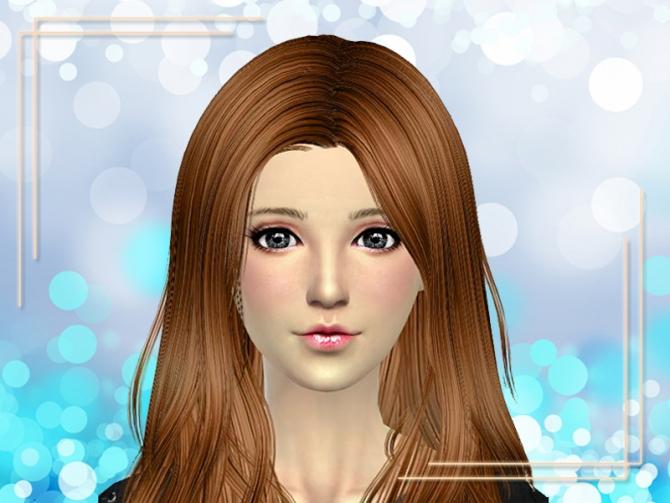 Blush 01 at Sakura Phan image 6317 Sims 4 Updates