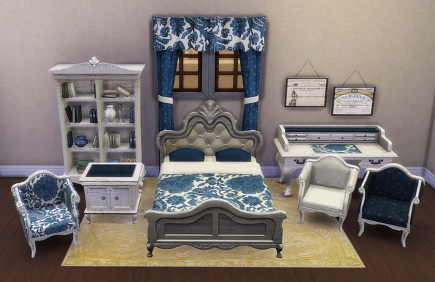 Ooh, La La  Collection at Kitkat's Simporium image 6415 Sims 4 Updates