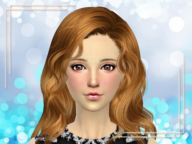 Blush 01 at Sakura Phan image 6417 Sims 4 Updates