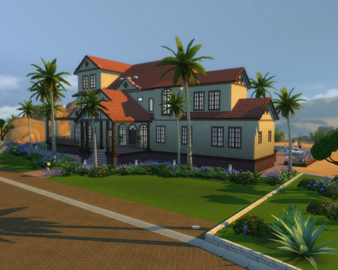Aspex Mannor by Hannes16 at Mod The Sims image 646 Sims 4 Updates