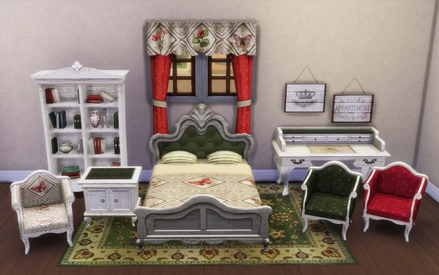 Ooh, La La  Collection at Kitkat's Simporium image 6516 Sims 4 Updates