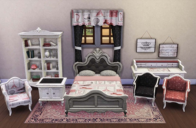 Ooh, La La  Collection at Kitkat's Simporium image 6616 Sims 4 Updates