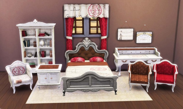 Ooh, La La  Collection at Kitkat's Simporium image 6813 Sims 4 Updates