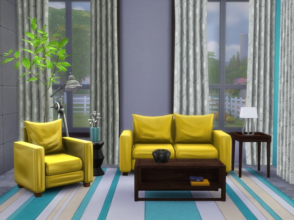 Addox Livingroom by sim man123 at TSR image 7123 Sims 4 Updates
