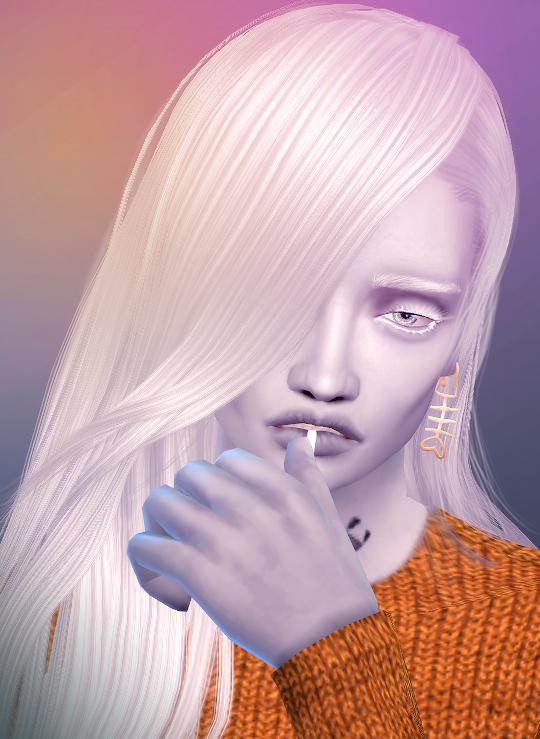 FISH earrings at Soloriya image 7512 Sims 4 Updates