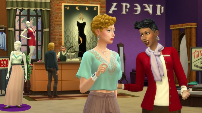 Get to Work! The First Expansion Pack announced at The Sims™ News image 772 Sims 4 Updates