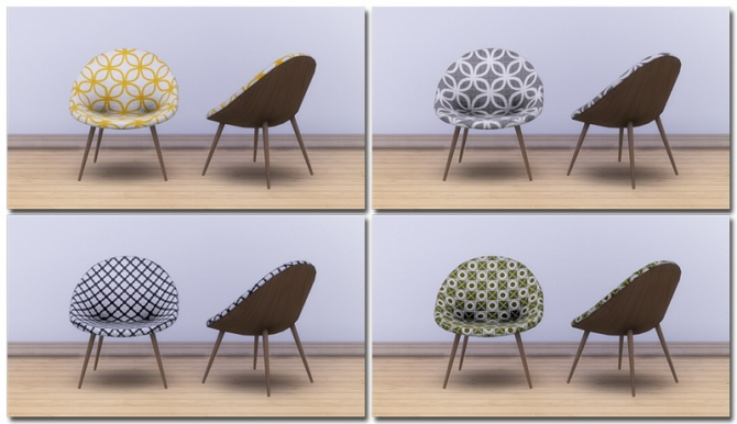 Sims 4 Koposov Office Chair Recolors Set 2 at 13pumpkin31