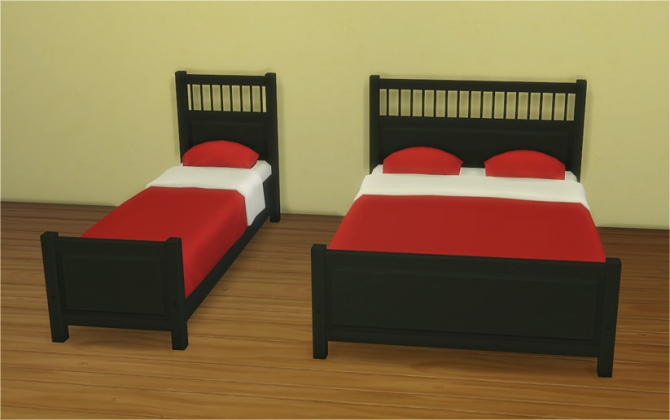 Veranka Ikea Hemnes Bedroom Mattresses Bed Frames