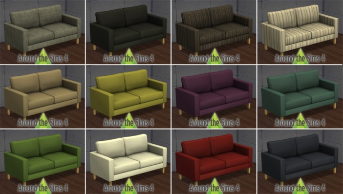 Ikea Living Room By Sandy At Around The Sims 4 187 Sims 4