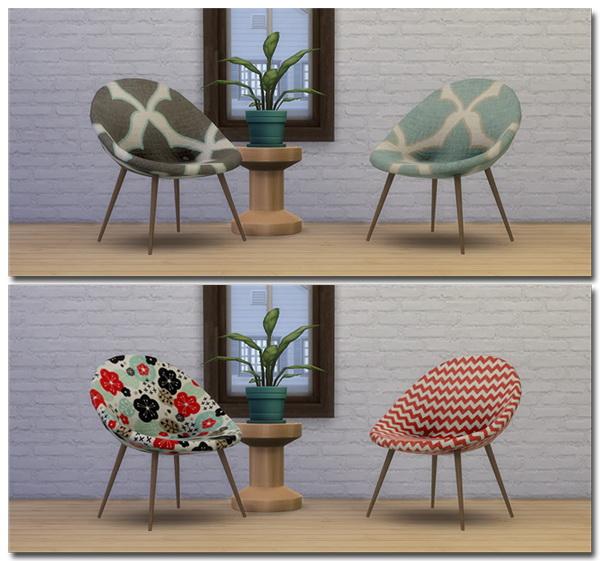 Sims 4 Koposov Office Chair Recolors Set 1 at 13pumpkin31