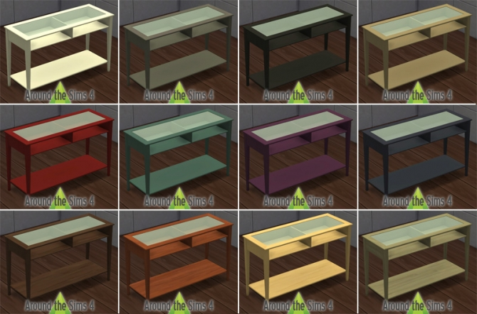 IKEA Living Room by Sandy at Around the Sims 4 » Sims 4 ...