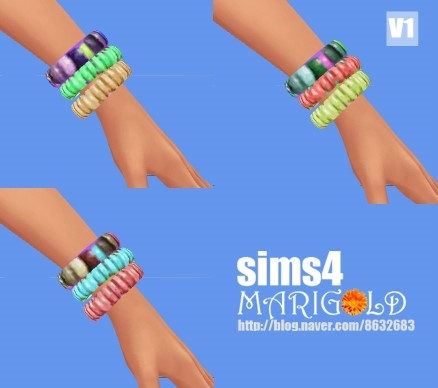 Top, dresses, hat and bracelet at Marigold image 9010 Sims 4 Updates