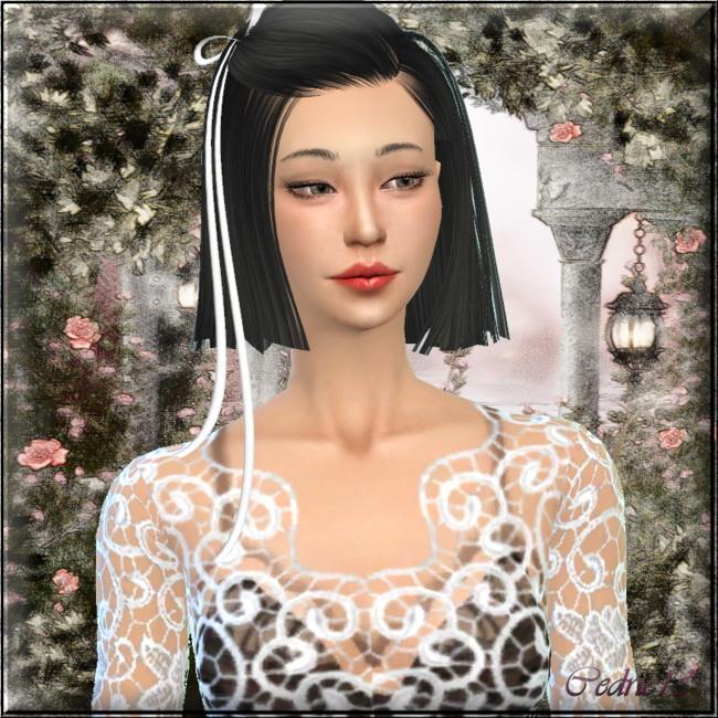 Sims 4 Chen Li by Cedric13 at L'univers de Nicole