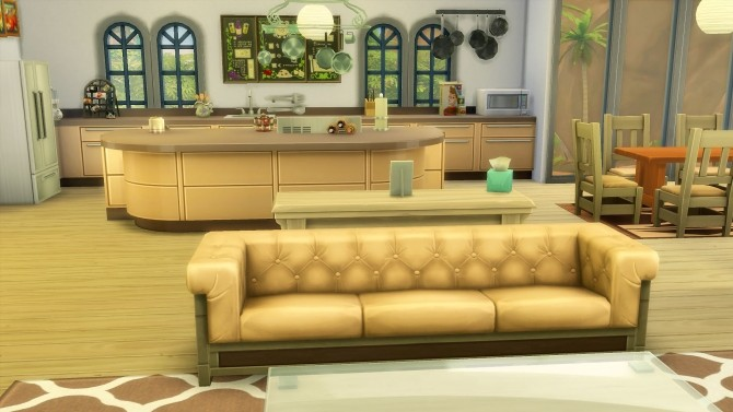 Sims 4 The Maroubra house by Mia200 at Mod The Sims
