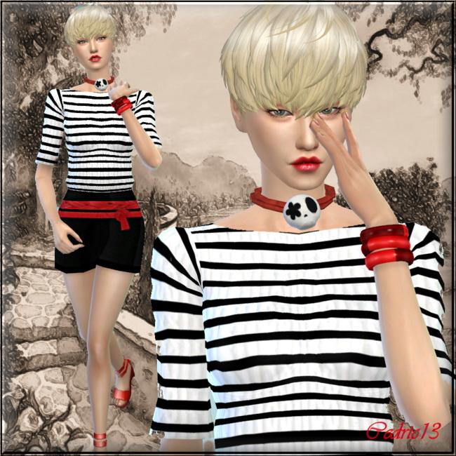 Lisa by Cedric13 at L'univers de Nicole image 10812 Sims 4 Updates