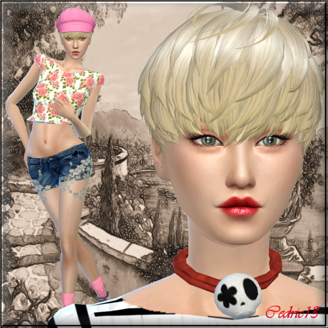 Lisa by Cedric13 at L'univers de Nicole image 10913 Sims 4 Updates