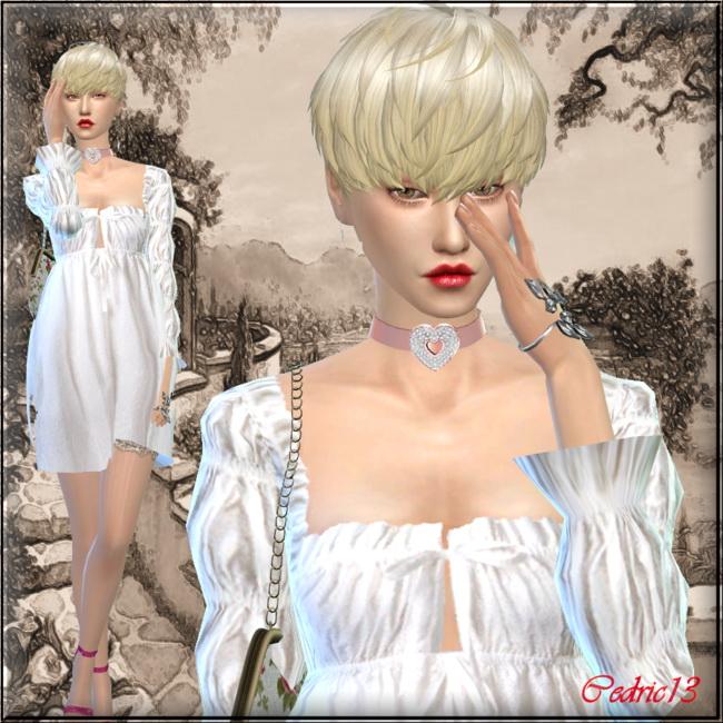 Lisa by Cedric13 at L'univers de Nicole image 11015 Sims 4 Updates