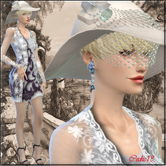 Lisa by Cedric13 at L'univers de Nicole image 11116 Sims 4 Updates