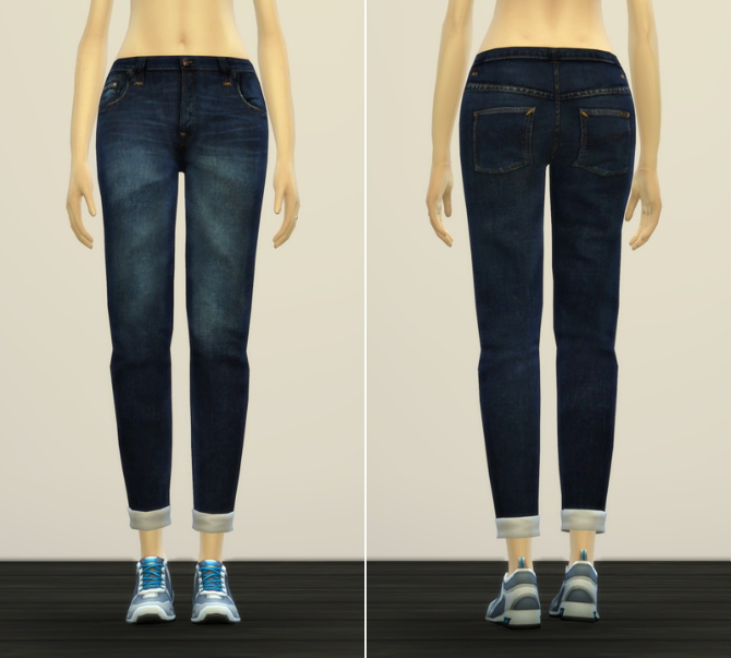 Jeans V2 for females at Rusty Nail image 11214 Sims 4 Updates