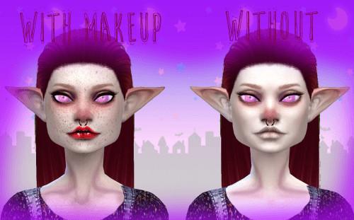 Sims 4 Doll skin detail at Lilly Sims