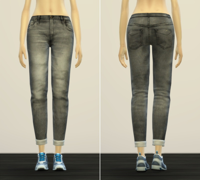 Jeans V2 for females at Rusty Nail image 11312 Sims 4 Updates