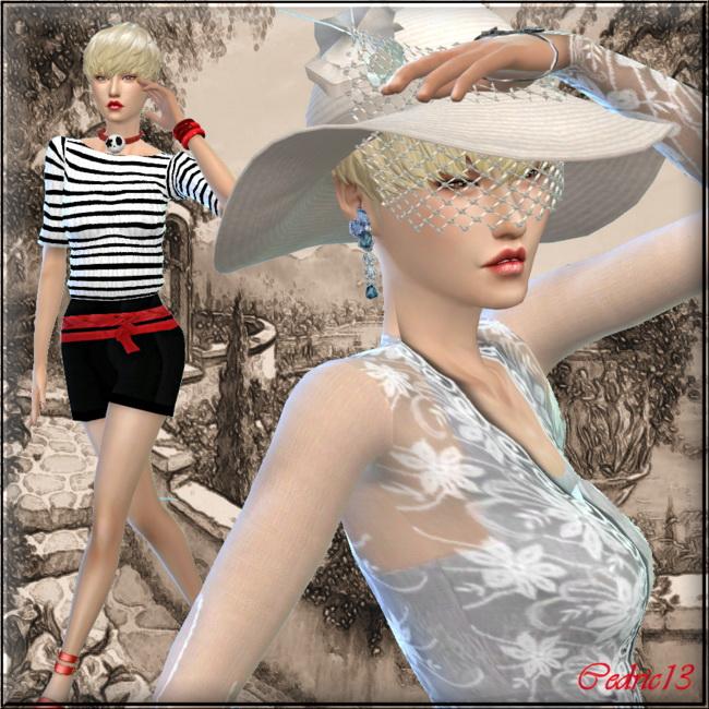 Lisa by Cedric13 at L'univers de Nicole image 11313 Sims 4 Updates