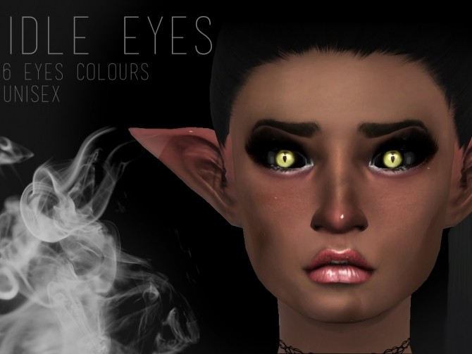 IDLE EYES at Lilly Sims image 11413 670x503 Sims 4 Updates