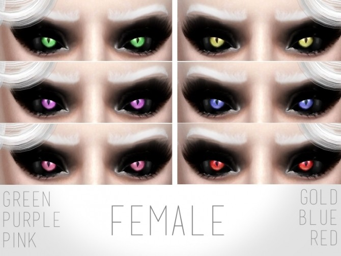 IDLE EYES at Lilly Sims image 11512 670x503 Sims 4 Updates