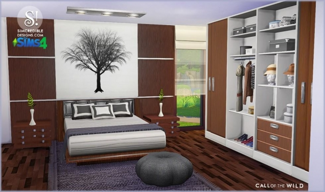 Sims 4 bedroom downloads sims 4 updates for Bedroom designs sims 4