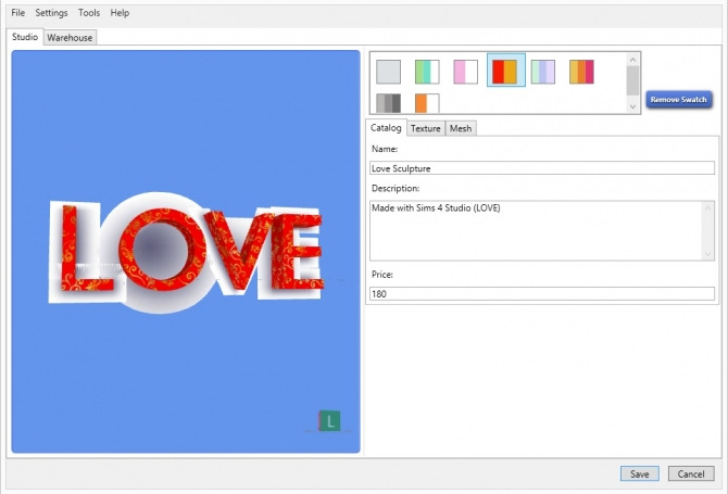 Sims 4 Sims 4 Studio 2.4.0.0 Love edition