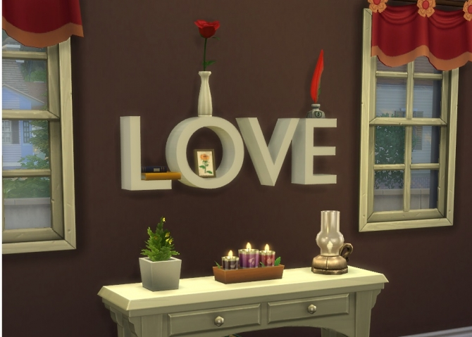 Sims 4 studio 2 4 0 0 love edition sims 4 updates for Sims 4 meuble a telecharger
