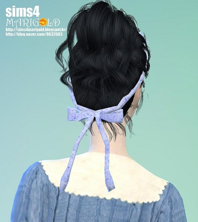 Flower hairband at Marigold image 137 Sims 4 Updates