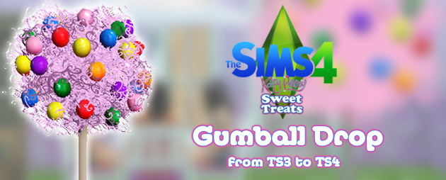 Sims 4 Katy Perry Candy Tree 1 Gumball Drop at Splay