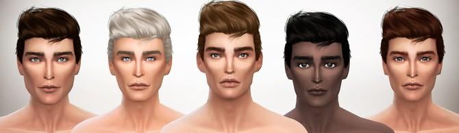 Sims 4 Lbakeryx Skin at S4 Models