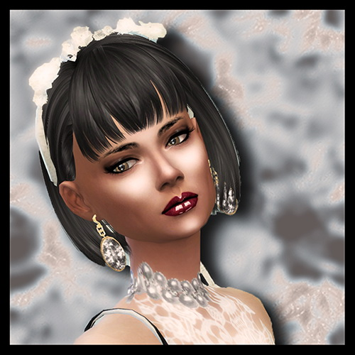 Sims 4 La demoiselle dhonneur (2) by Mich Utopia at Sims 4 Passions