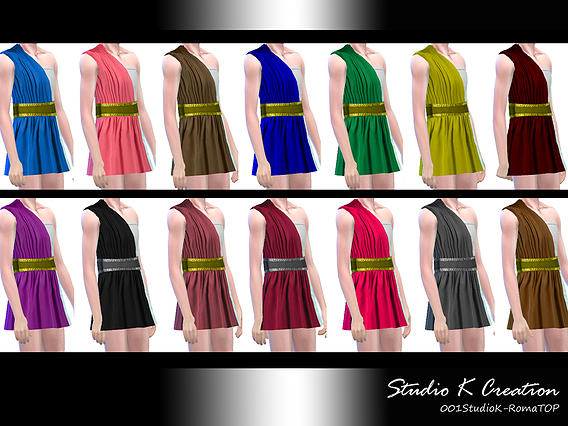 ROMA Male Clothes at Studio K Creation image 1567 Sims 4 Updates