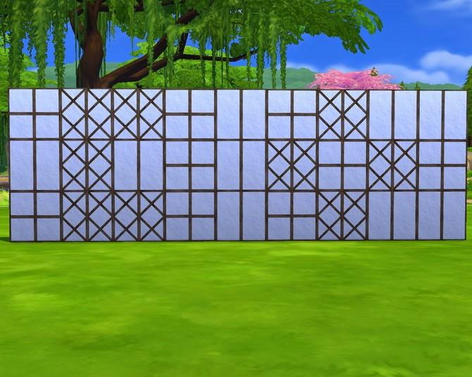 Fachwerk A1 walls at Mara45123 image 16214 670x536 Sims 4 Updates