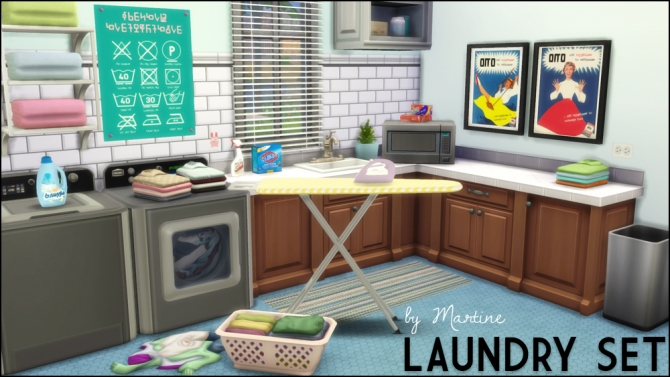 Laundry 187 Sims 4 Updates 187 Best Ts4 Cc Downloads