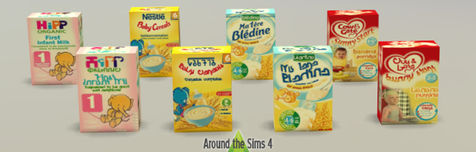 Baby Food at Around the Sims 4 image 1754 Sims 4 Updates