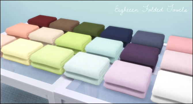 Laundry set at Martine's Simblr image 1773 Sims 4 Updates