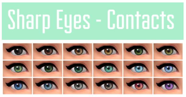 Sharp Eyes At Nyloa 187 Sims 4 Updates