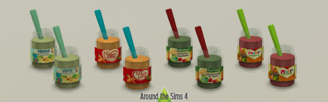 Baby Food at Around the Sims 4 image 1783 Sims 4 Updates
