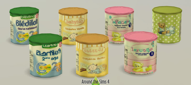 Baby Food at Around the Sims 4 image 1804 Sims 4 Updates