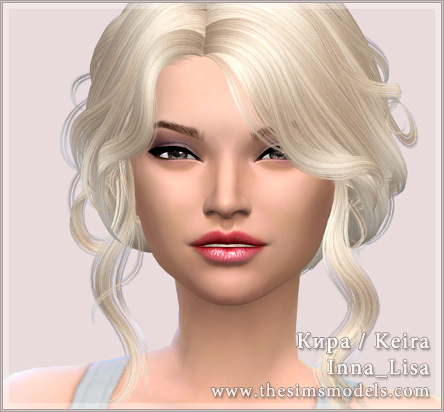 Keira by Inna Lisa at The Sims Models image 18621 Sims 4 Updates