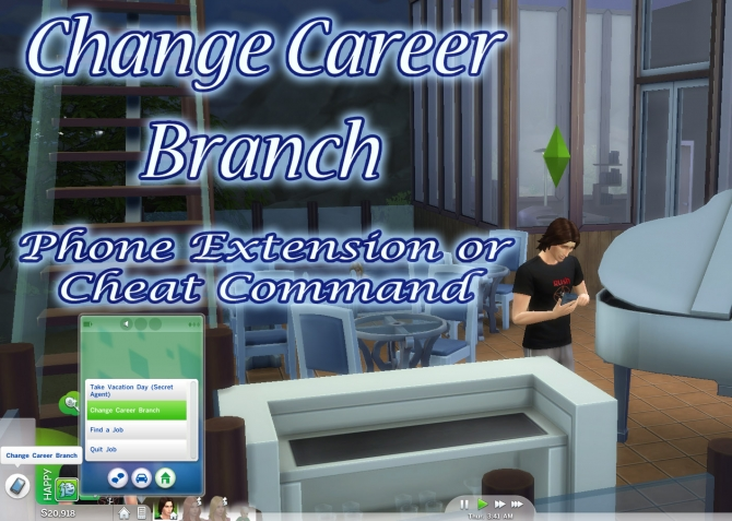 sims 4 how to change the time