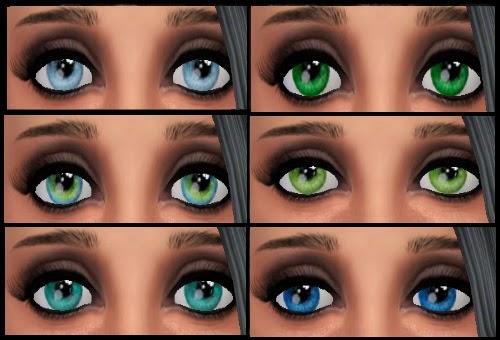 Sims 4 Oh my eyes mashup at Dachs Sims