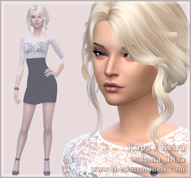 Keira by Inna Lisa at The Sims Models image 18921 Sims 4 Updates
