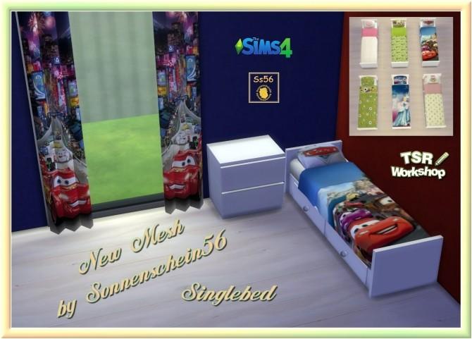 Sims 4 Kids room by Sonnenschein56 at Sims Marktplatz