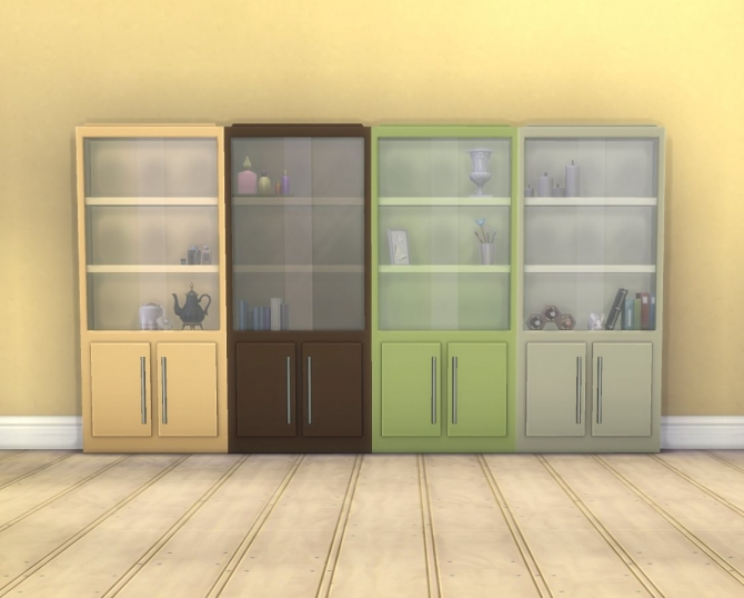 Sims 4 Centurion Display by plasticbox at Mod The Sims